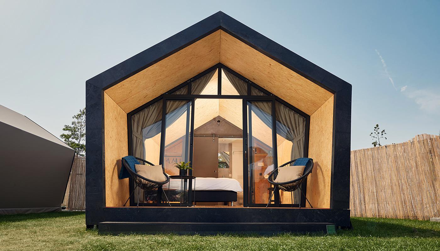 The Diamond Suite Ecohouse LIFFIN