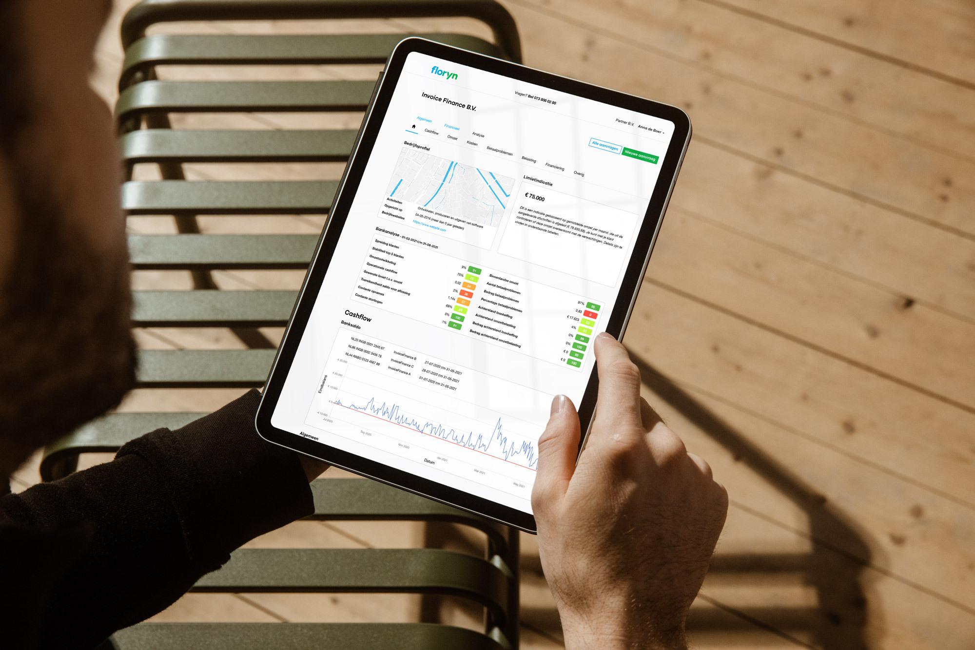 Financieel Dashboard voor Partners: een verlengstuk van de samenwerking