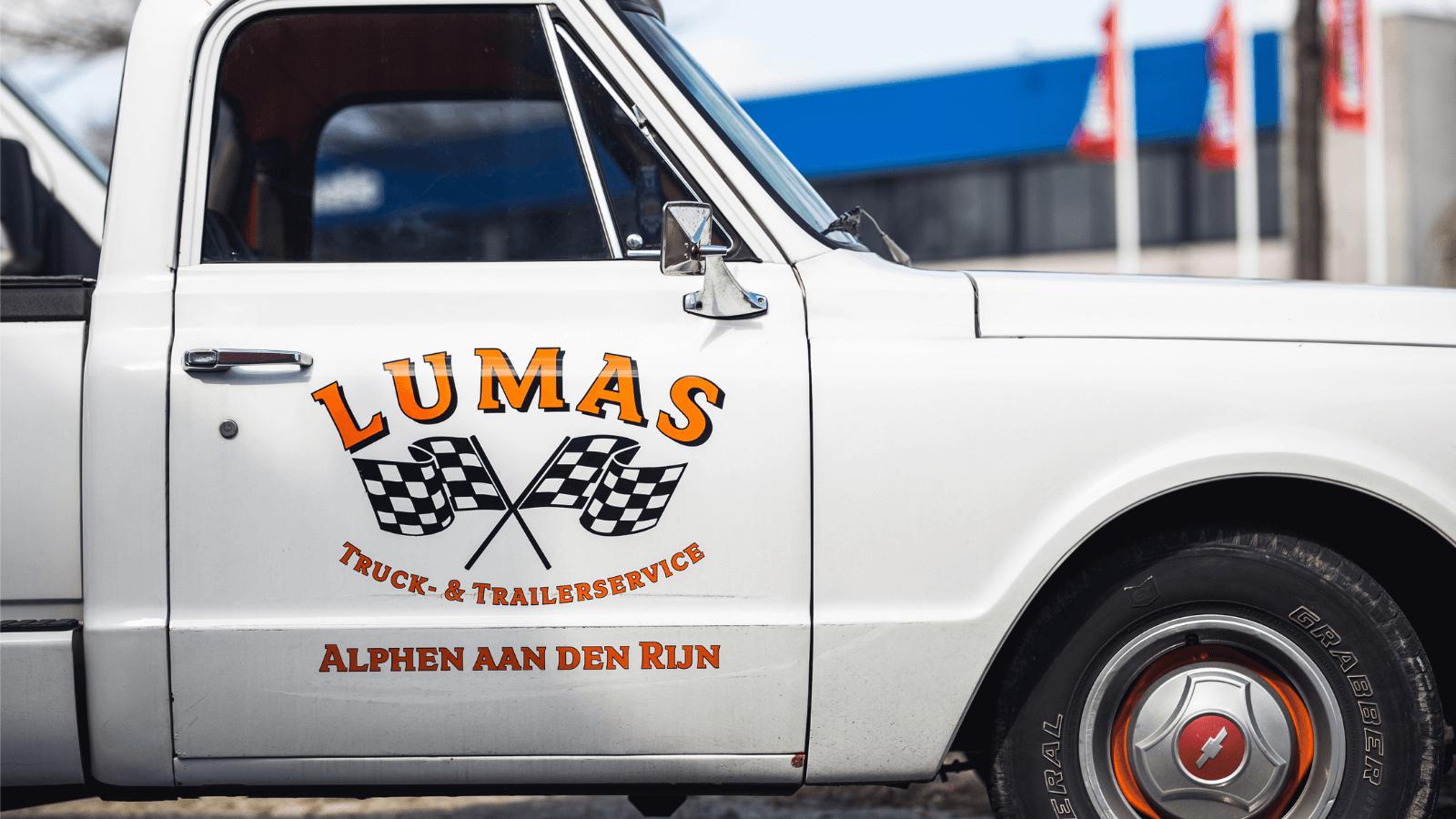 Ik wil van LUMAS de grootste one-stop shop in de regio maken